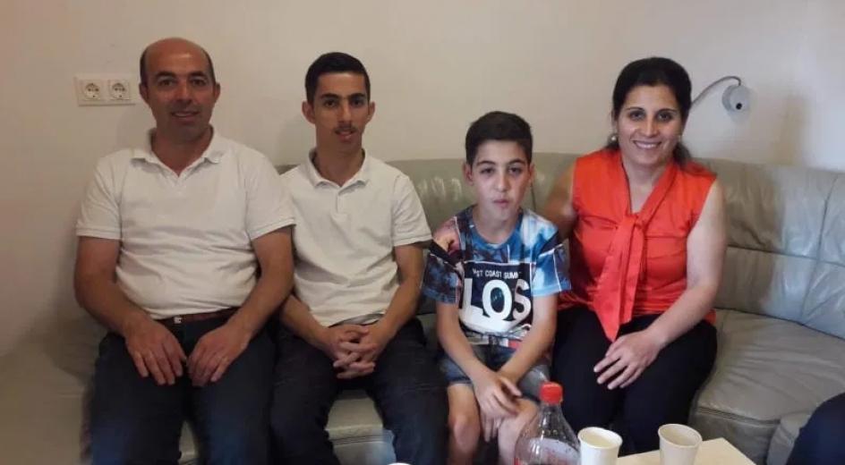 Das nächste Kind und seine Eltern sollen abgeschoben werden