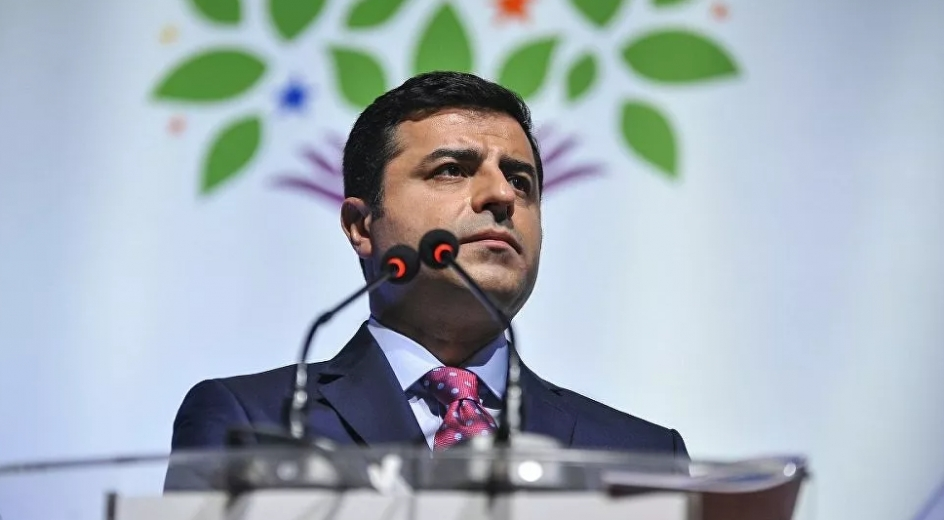 Demirtaş'ın serbest bırakılması için Avrupalı parlamenterlerden önerge