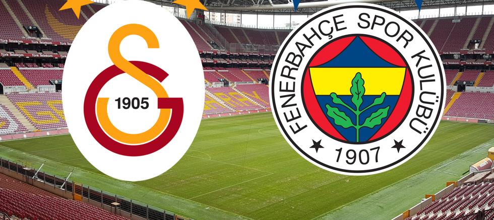 Derbide gol çıkmadı: Galatasaray-Fenerbahçe: 0-0