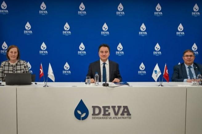 Deva lideri Babacan'dan muhalefete mutabakat mesajı