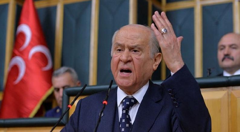 Devlet Bahçeli: CHP'nin HDP ile görüşmesi demek PKK ile görüşmesi demektir
