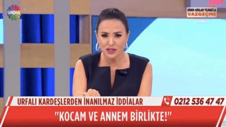 Didem Arslan: Yayında 'doğu dili' diye hiçbir ifadem yok, Türkan hanımı, Kürt olduğu için yayından aldırmadım