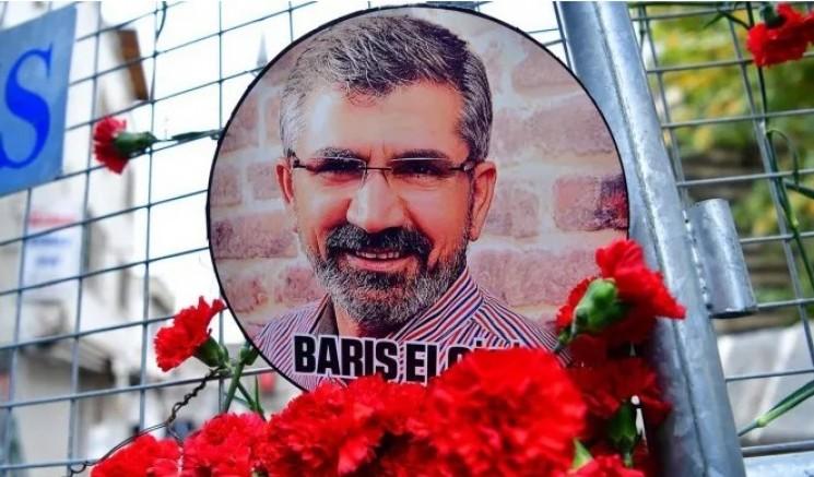 Diyarbakır Barosu Tahir Elçi davasında Ahmet Davutoğlu'nun tanık olması istendi