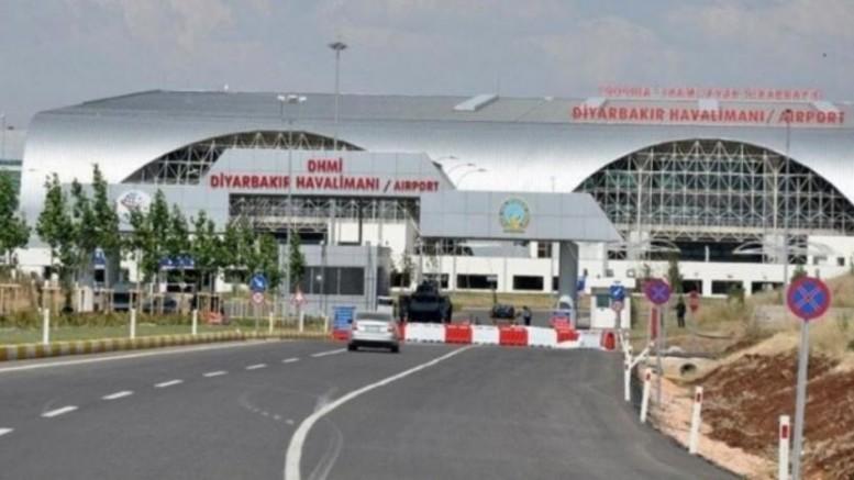 Diyarbakır Havalimanı uçuşa açılıyor