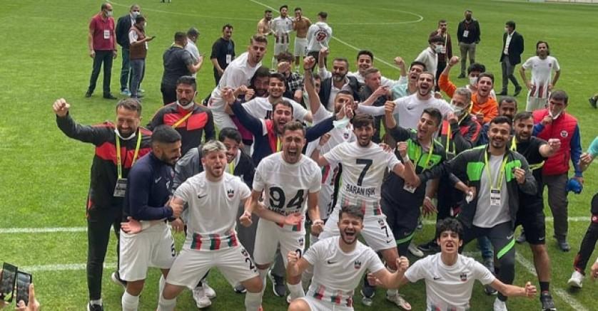 Diyarbekirspor şampiyon!
