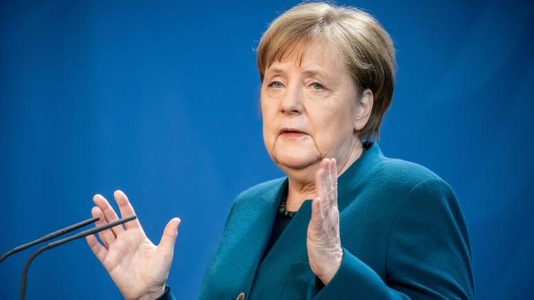 Doktorunda korone testi pozitif çıkan Almanya Başbakanı Angela Merkel karantinada