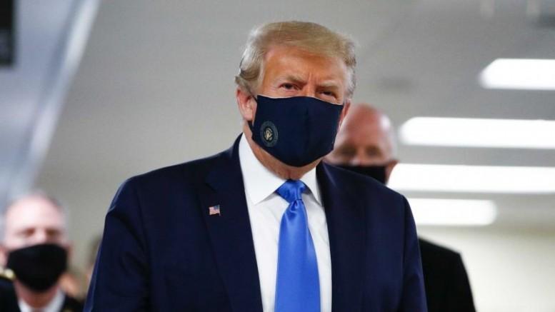Donald Trump Hastaneden Taburcu Oldu