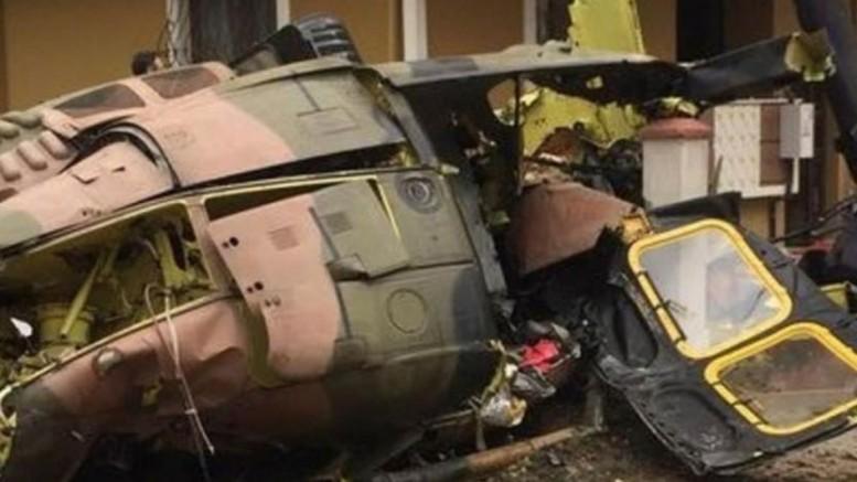 Düşen helikopterde iki asker daha yaşamını yitirdi