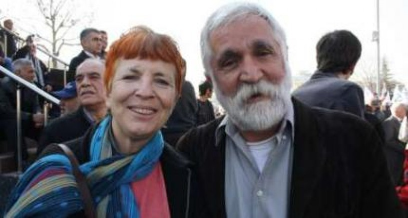 Sibel Özbudun-Temel Demirer, ÇHD'li avukatların adalet mücadelesinin yanındayız; ONLARLAYIZ...(VİDEO)