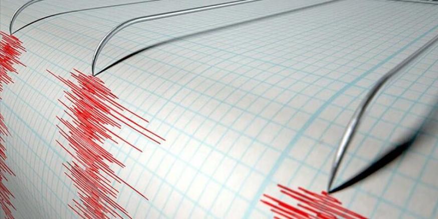 Ege Denizi açıklarında deprem
