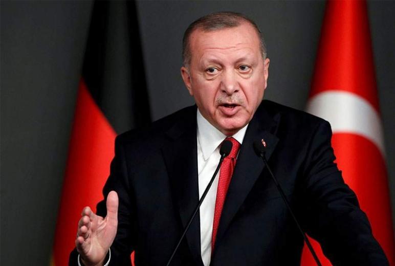 Erdoğan: Emekli amirallerin merkezinde CHP'nin kendisi var