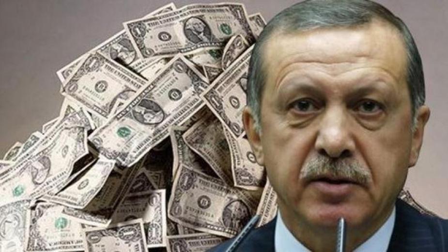 Erdoğan faizle ilgili açıklama yaptı Dolar/TL kuru,  8,88 ile rekor kırdı