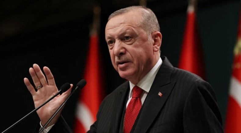 Erdoğan: Gara düştü