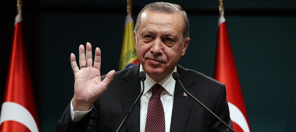 Erdoğan: Geçen yıl hane başına verilen 1000 TL'lik nakdi yardım 1100 TL oldu