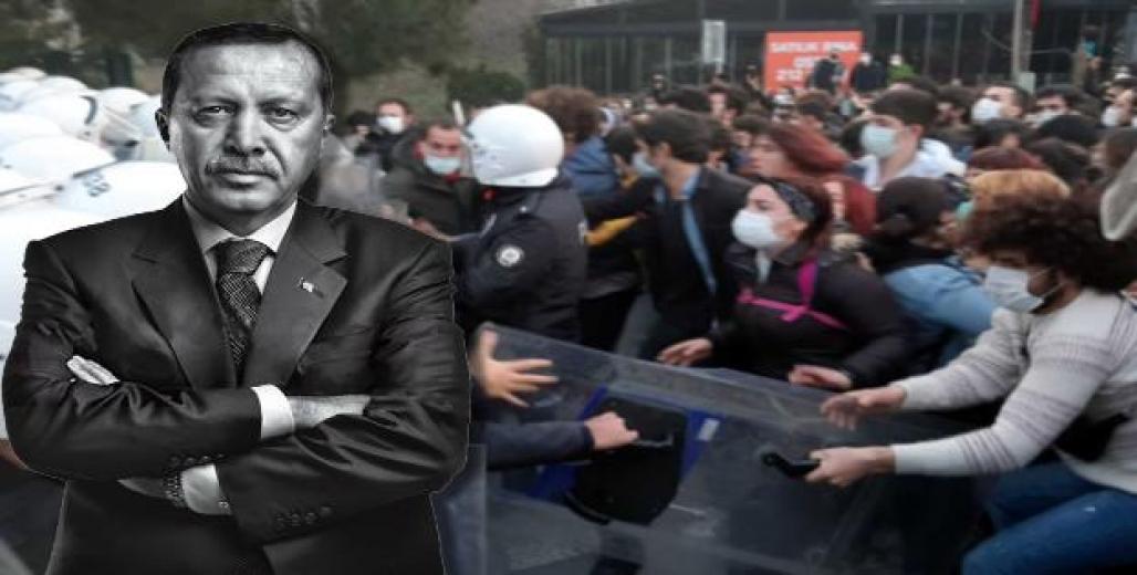 Erdoğan'ın hedefinde Boğaziçili öğrenciler var 'İslam düşmanı', 'terörist bağlantılı', 'sapkın'