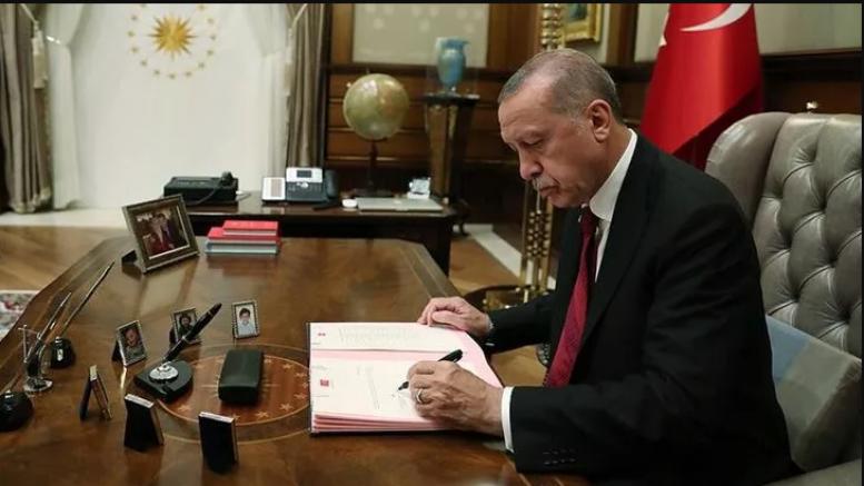 Erdoğan'ın imzasıyla 5 ilin emniyet müdürü değişti!