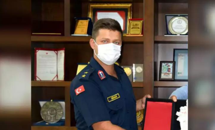 Ereğli ilçe Jandarma Komutanı açığa alındı
