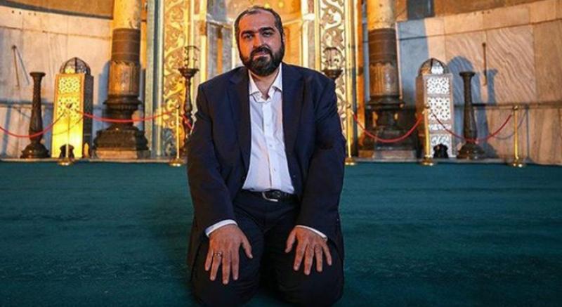 Eski Ayasofya baş imamı Mehmet Boynukalın: Vergilerinizden bana düşen hisseden hepinize kaliteli pamuk aldım
