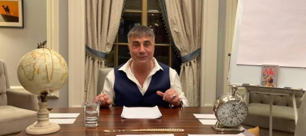 Eski istihbaratçıdan Sedat Peker'e açık mektup: Güzel bir abdest al, iki rekat namaz kıl