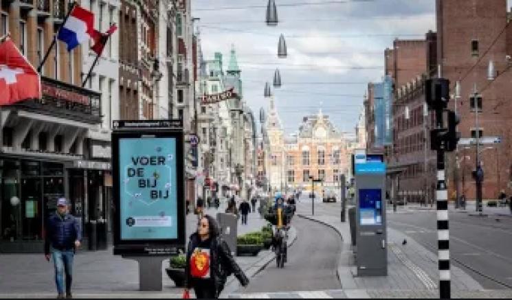 Hollanda Başbakanı Mark Rutte, Kısıtlamaların 9 Şubat'a kadar uzatıldığını açıkladı