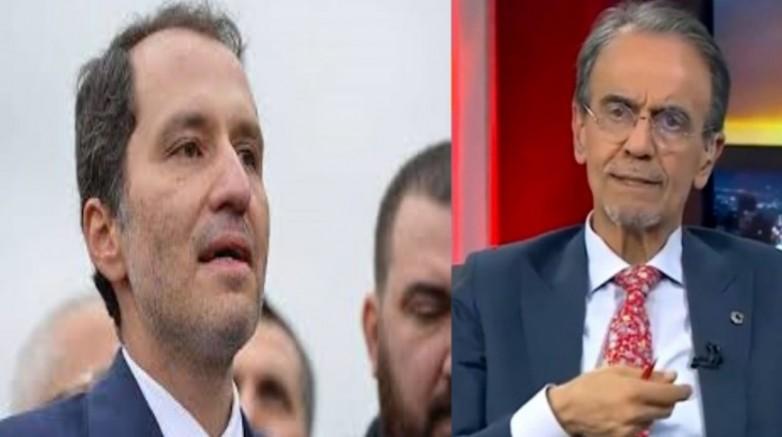 Fatih Erbakan'ın sözlerine Prof. Dr. Mehmet Ceyhan'dan sert yanıt