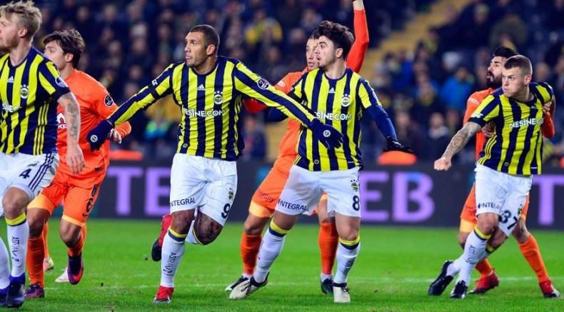 Fenerbahçe - Başakşehir maç sonucu: 2-0
