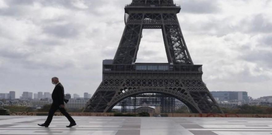 Fransa'da 20 Mart'tan itibaren 16 bölgede sokağa çıkma yasağı ilan edildi