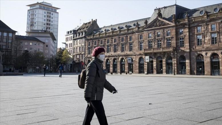 Fransa'da son 24 saate 351 koronavirüs kaynaklı ölüm
