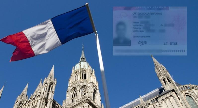 Fransa'da valilikler 9 aylık zaman sürecinde 28 bin kişinin oturum uzatma talebini reddetti