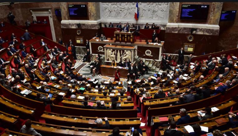 Fransız parlamentosu güvenlik yasa tasarısını onayladı