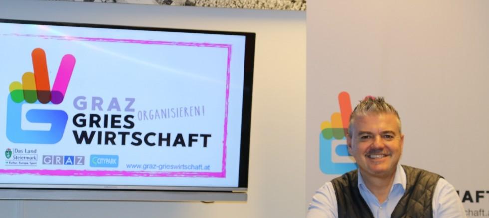 Franz Peter Pergler: Griesplatz'ı cazibe merkezi haline getirmek bizim elimizde