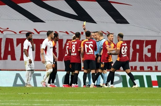 Galatasaray - Gaziantep FK 3 - 3
