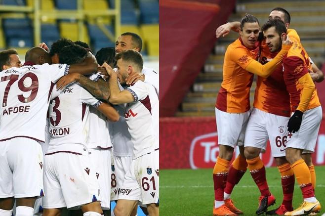 Trabzonspor - Galatasaray 2-0