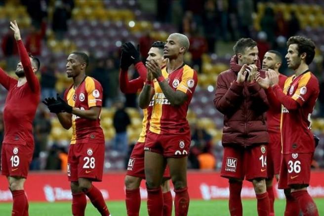 Galatasaray Ziraat Türkiye Kupasında Çeyrek Finalde