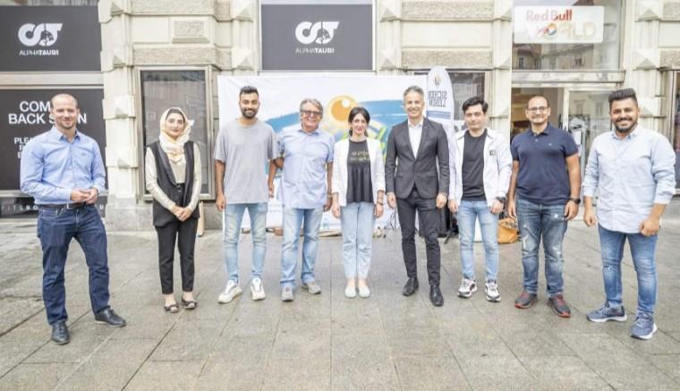 Gegen Parallelgesellschaften: Acht Konfliktmanager in Graz im Einsatz