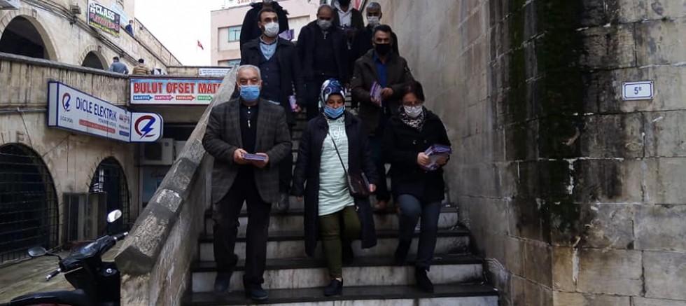 Gözaltına alınan HDP'li İlçe Başkanı serbest bırakıldı