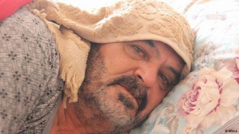 Gözaltına alınan Osman Şiban Van'a götürülüyor