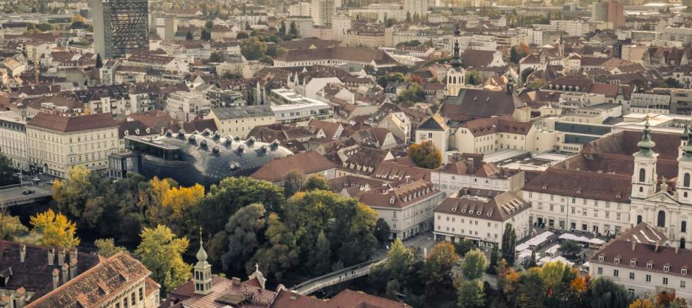 Graz'da 38.615 Daire Boş