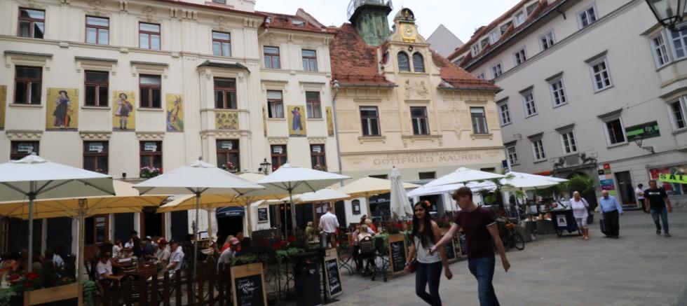 Graz'da bir hafta içinde Corona vaka saysısı iki katına çıktı