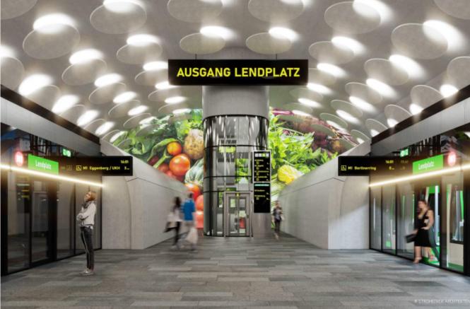 Graz'da yapılacak ilk Metro hattı ile ilgili tüm ayrıntılar beli oldu