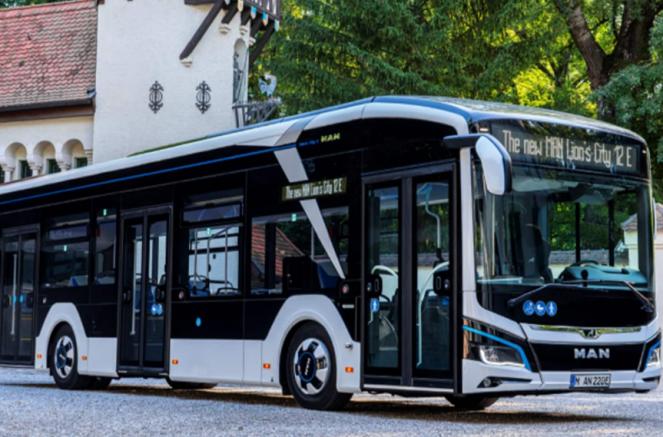 Graz yolcu taşımada elektrikli otobüslere geçiyor