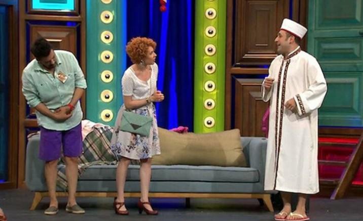 Güldür Güldür Show'a imamlardan tepki