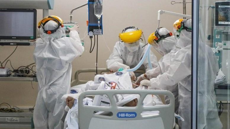 Hastanelerde yoğun bakım ünitelerinde boş yatak kalmadı