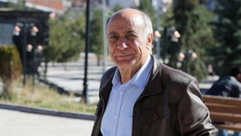 HDP Eski Milletvekili Mahmut Alınak gözaltına alındı