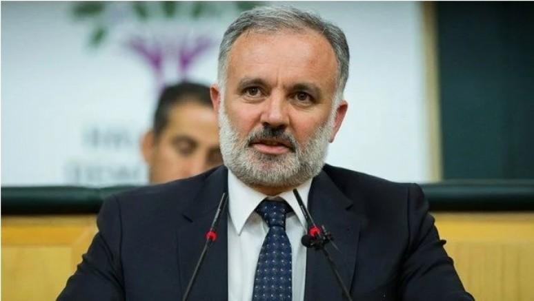HDP Eski Parti Sözcüsü Ayhan Bilgen'den Yeni parti Kurma Sinyali