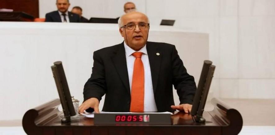 HDP'li Özen seyahat yasakları ile ilgili İçişlerine Bakanı Süleyman Soylu'ya yönelik bir soru önergesi hazırladı