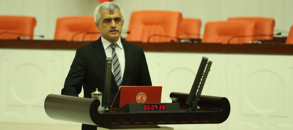 HDP Kocaeli Milletvekili Gergerlioğlu: Cezaevleri büyük risk altında