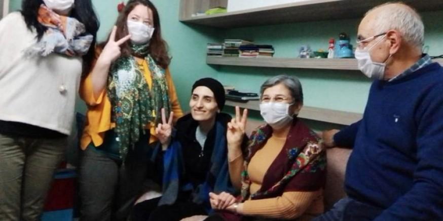 HDP Milletvekil Leyla Güven: Keşke bir şey olsa, Helin ve İbrahim'i hayatta tutabilsek.