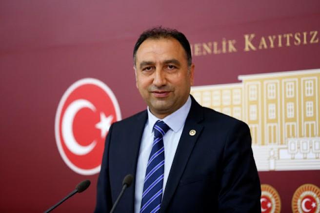 HDP Milletvekili Ali Kenanoğlu Burak Oğraş Cinayetini Meclis Gündemine Getirdi