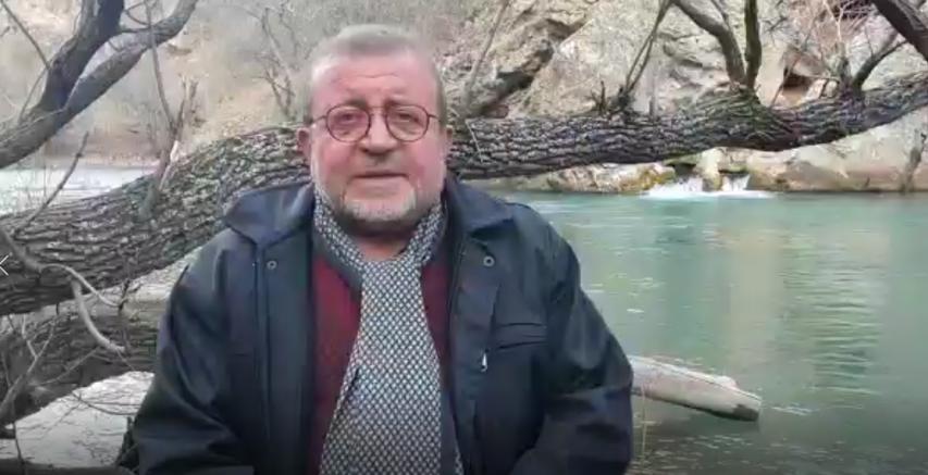 HDP Milletvekilli Kemal Bülbül, Dersim Halwori Gözeleri ve Gola Xızır'dan seslendi (VİDEO)